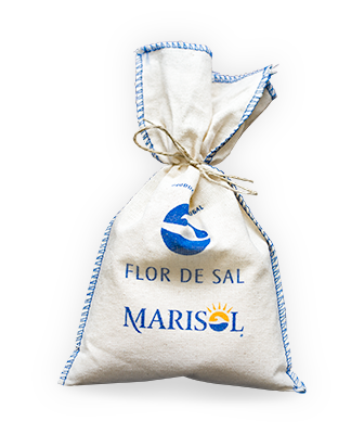 Pose med Flor de Sal havsalt